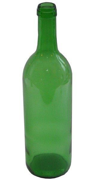 24 x 750ml Green Wine Bottle