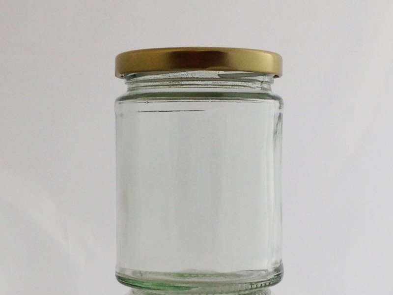 300ml 12oz Round Jar
