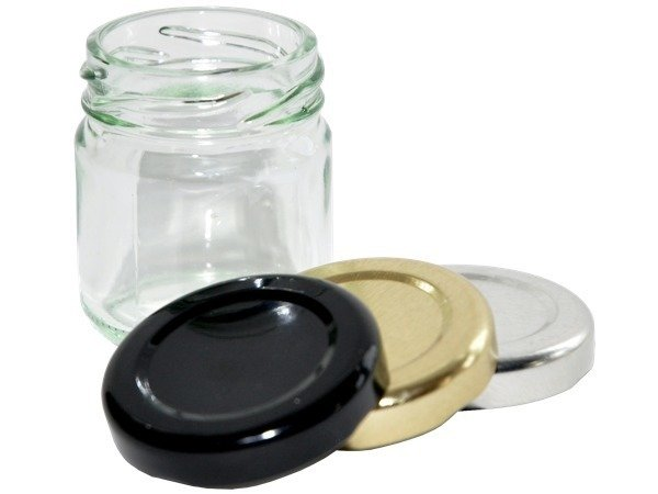 41ml 1.5oz Mini Round jar