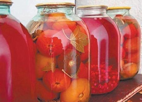 Half Gallon Pickling Jars
