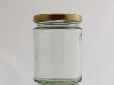 Pallet of 300ml 12oz Round Jar