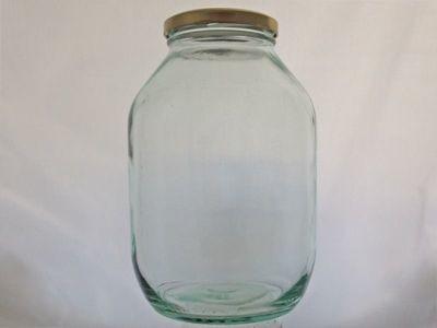 Pallet of Half Gallon Pickling Jars