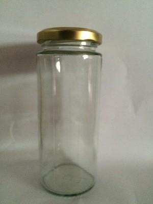 250ml Tall Round Jar