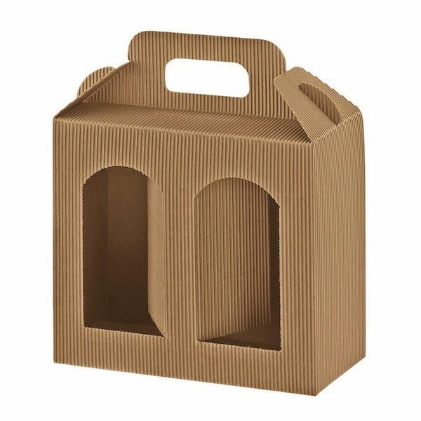 Gift Box for 2 Jars Tall & Slim