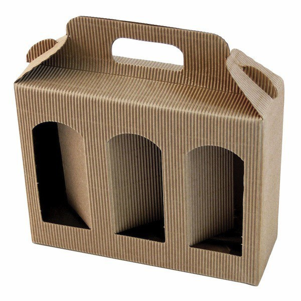 Gift Box for 3 Jars Tall & Slim