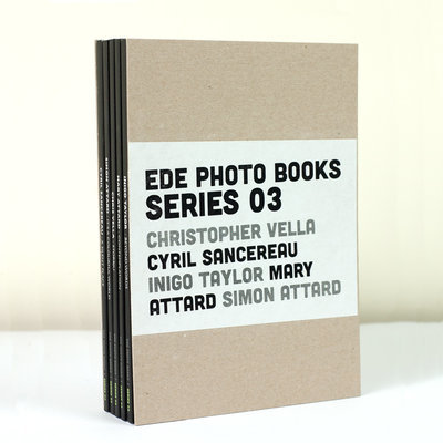 EDE PHOTO BOOKS SERIES THREE - COMPLETE SET OF FIVE BOOKS