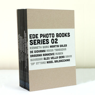 EDE PHOTO BOOKS SERIES TWO - COMPLETE SET OF EIGHT BOOKS