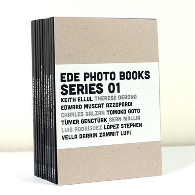 EDE PHOTO BOOKS SERIES ONE - COMPLETE SET OF 10 BOOKS