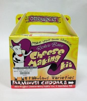 CHEESE, YOGURT & BUTTER MAKING - Napa Fermentation Supplies