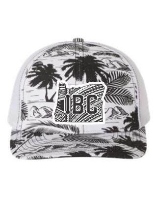 Richardson Island Print Hat