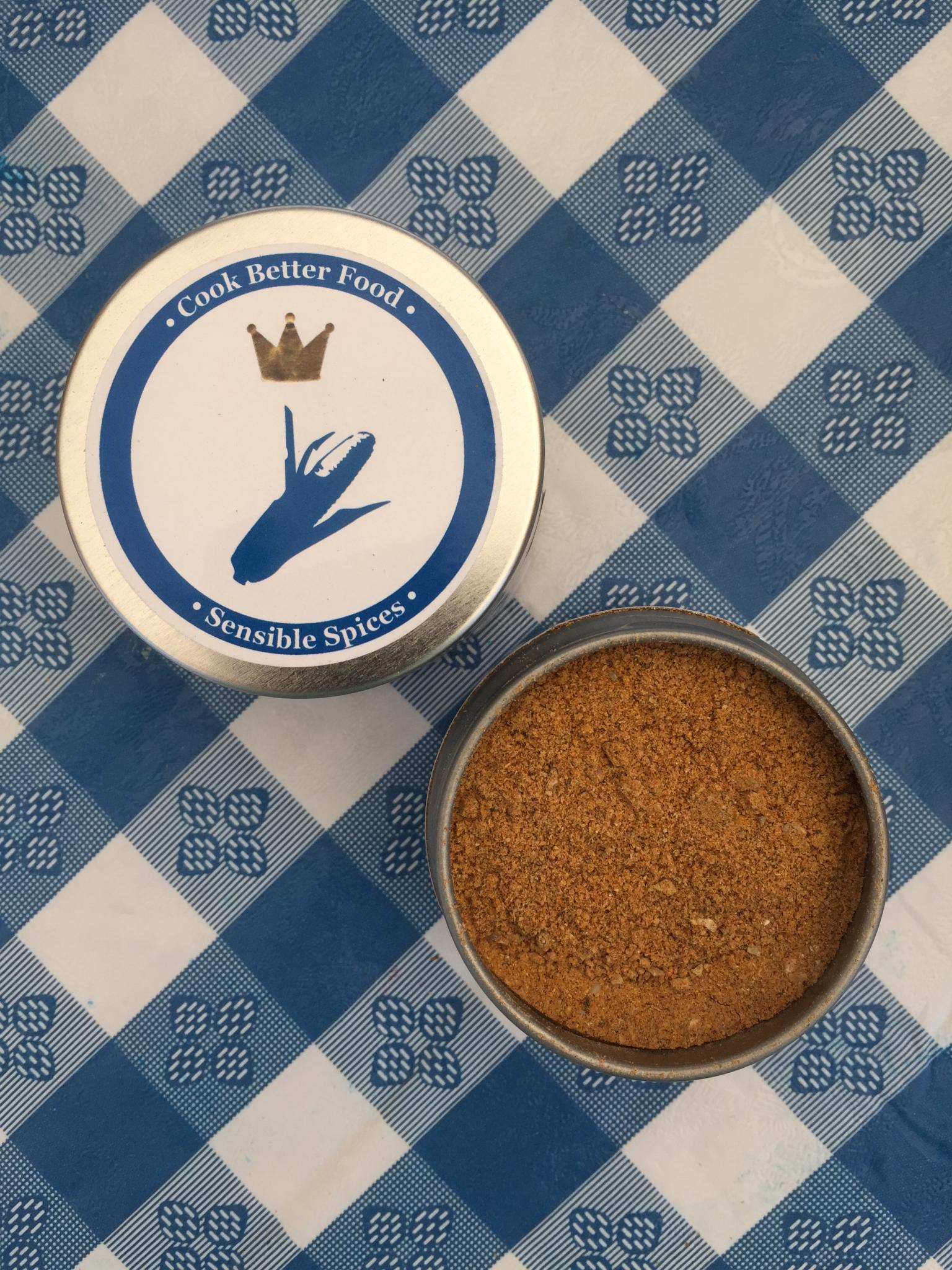 Bridgehampton  Curry Spice Rub for  Corn on the Cob 10000000xxx1