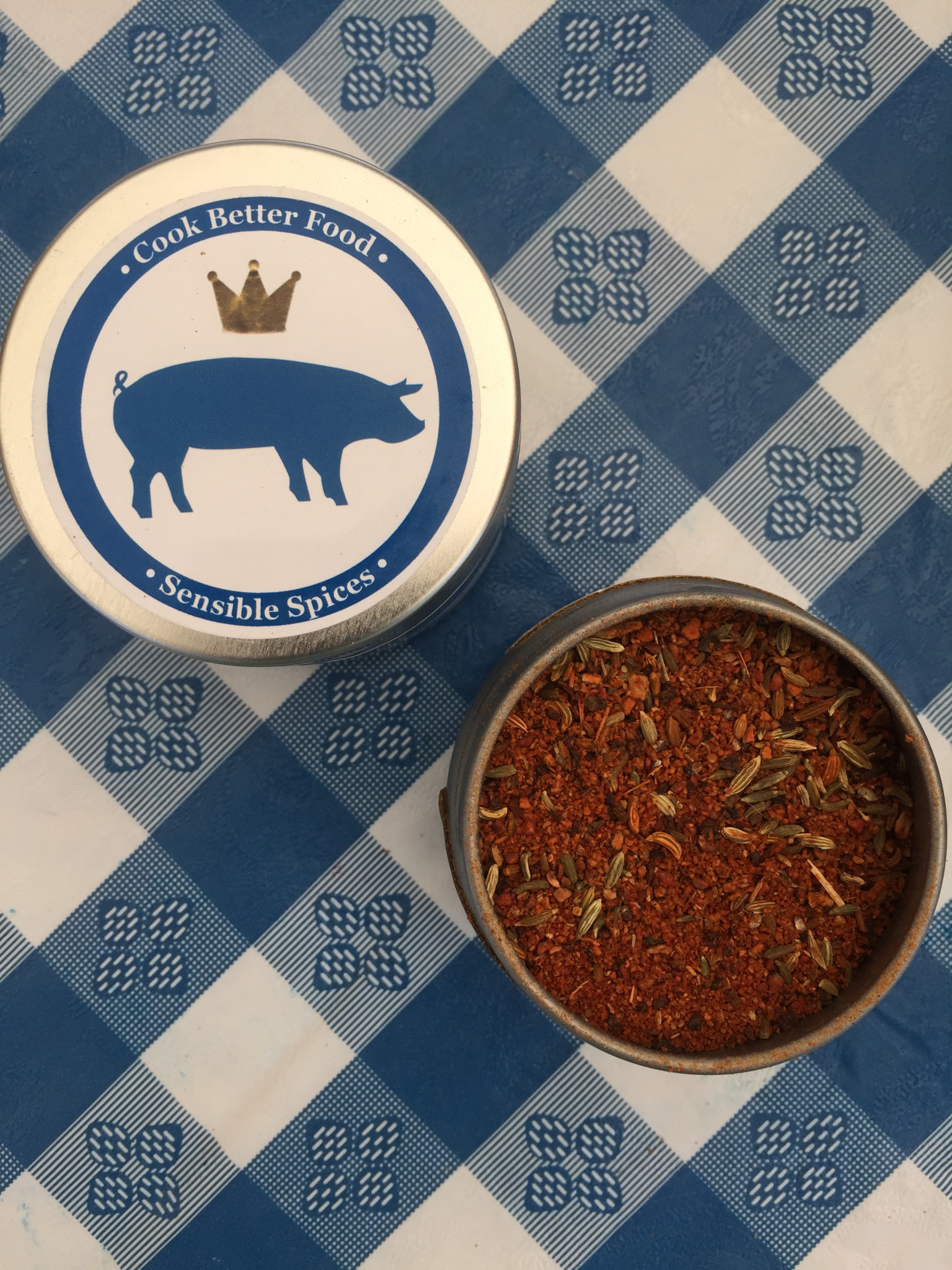 Sagaponack Spice Rub for Pork and Ribs 100000003022