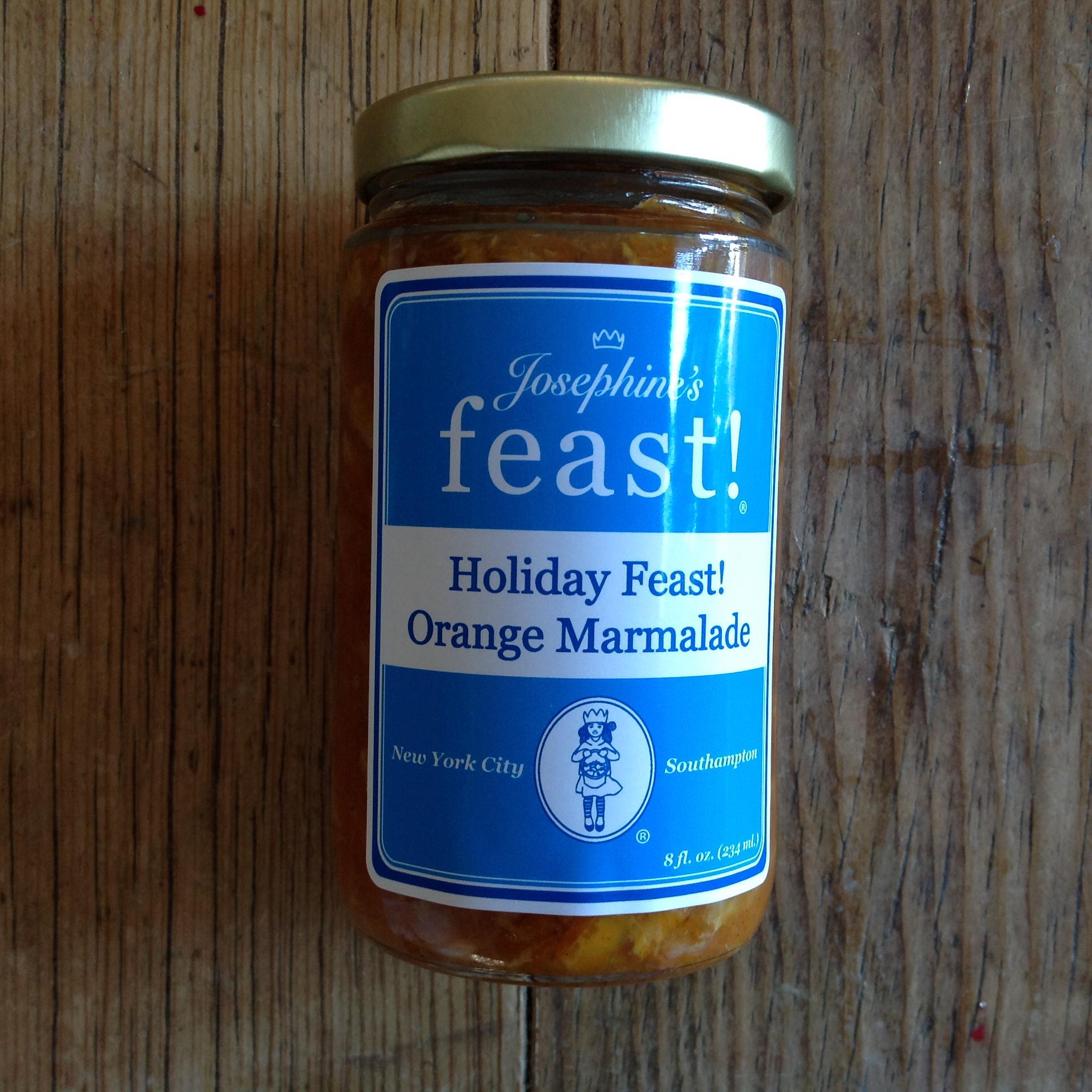 Holiday Feast! Orange Marmalade 100011