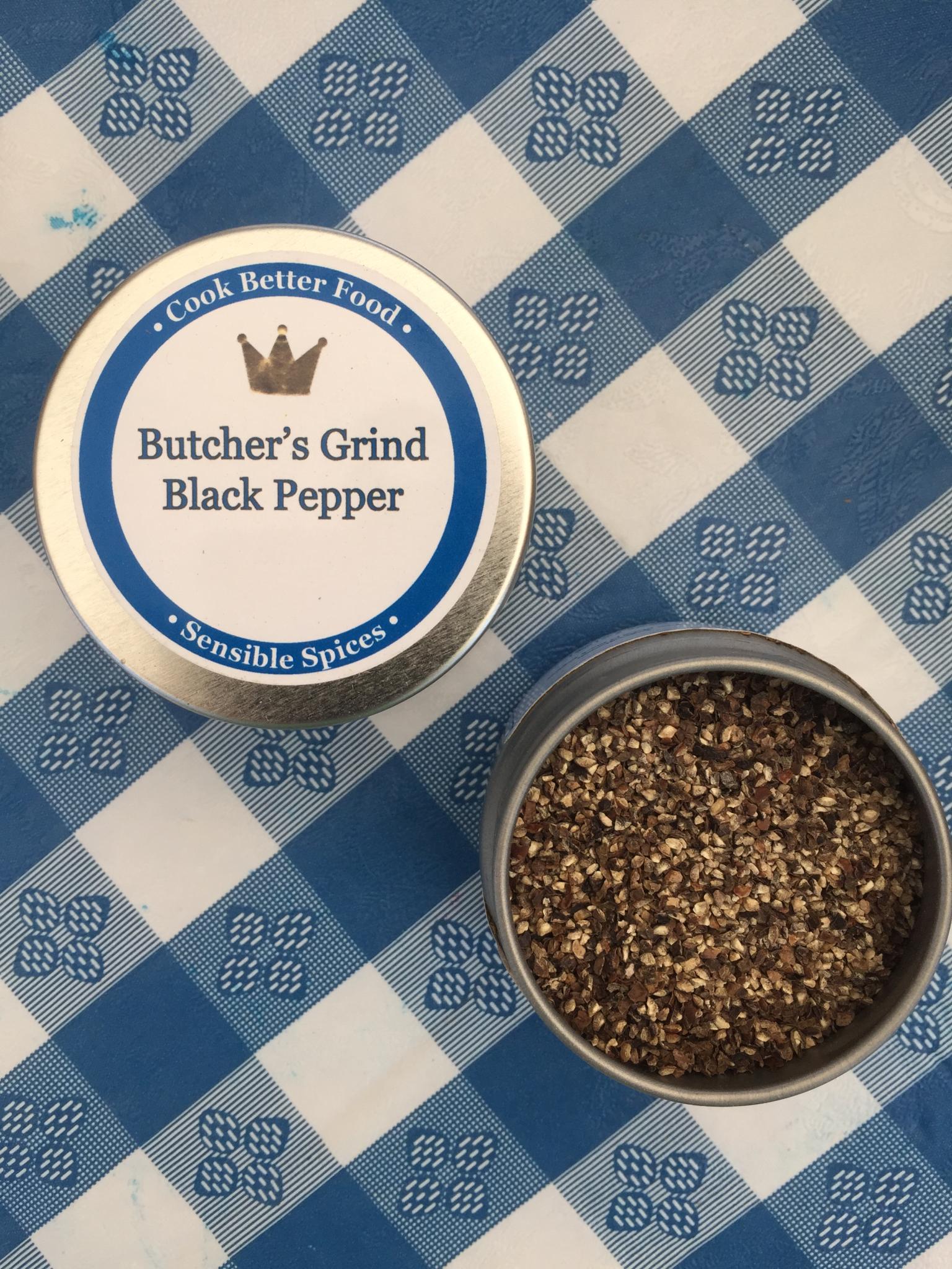 Butcher's Grind Black Pepper 100000002056