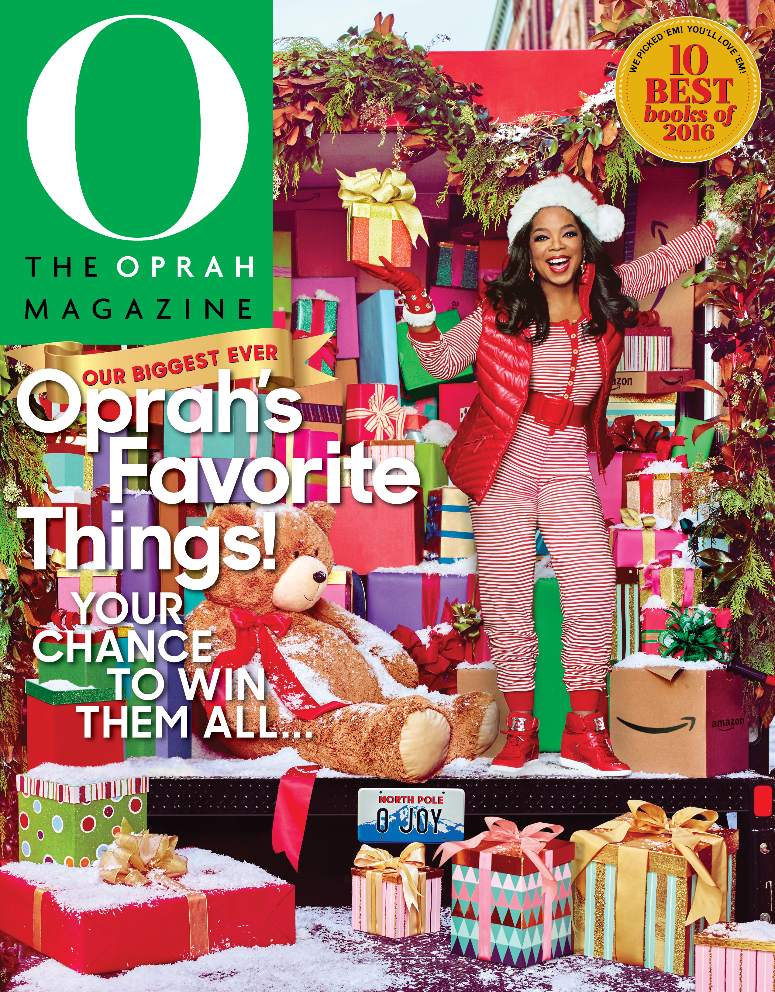 The Oprah 6 - Jams, Preserves & Chutney
