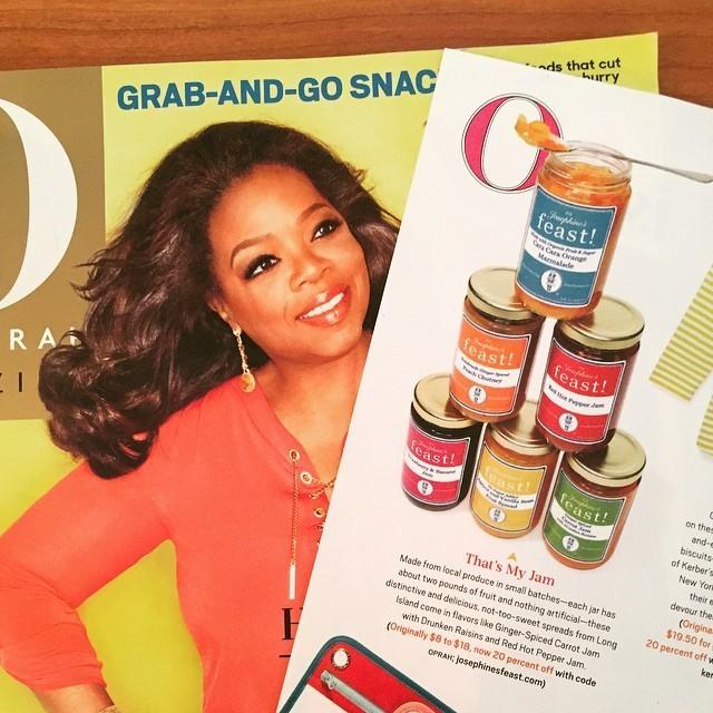 The Oprah 6 - Jams, Preserves & Chutney 0078