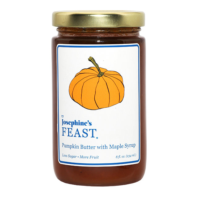 Pumpkin Butter with Maple Syrup & Nutmeg 00018