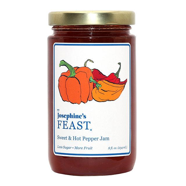 Sweet & Hot Pepper Jam 00064