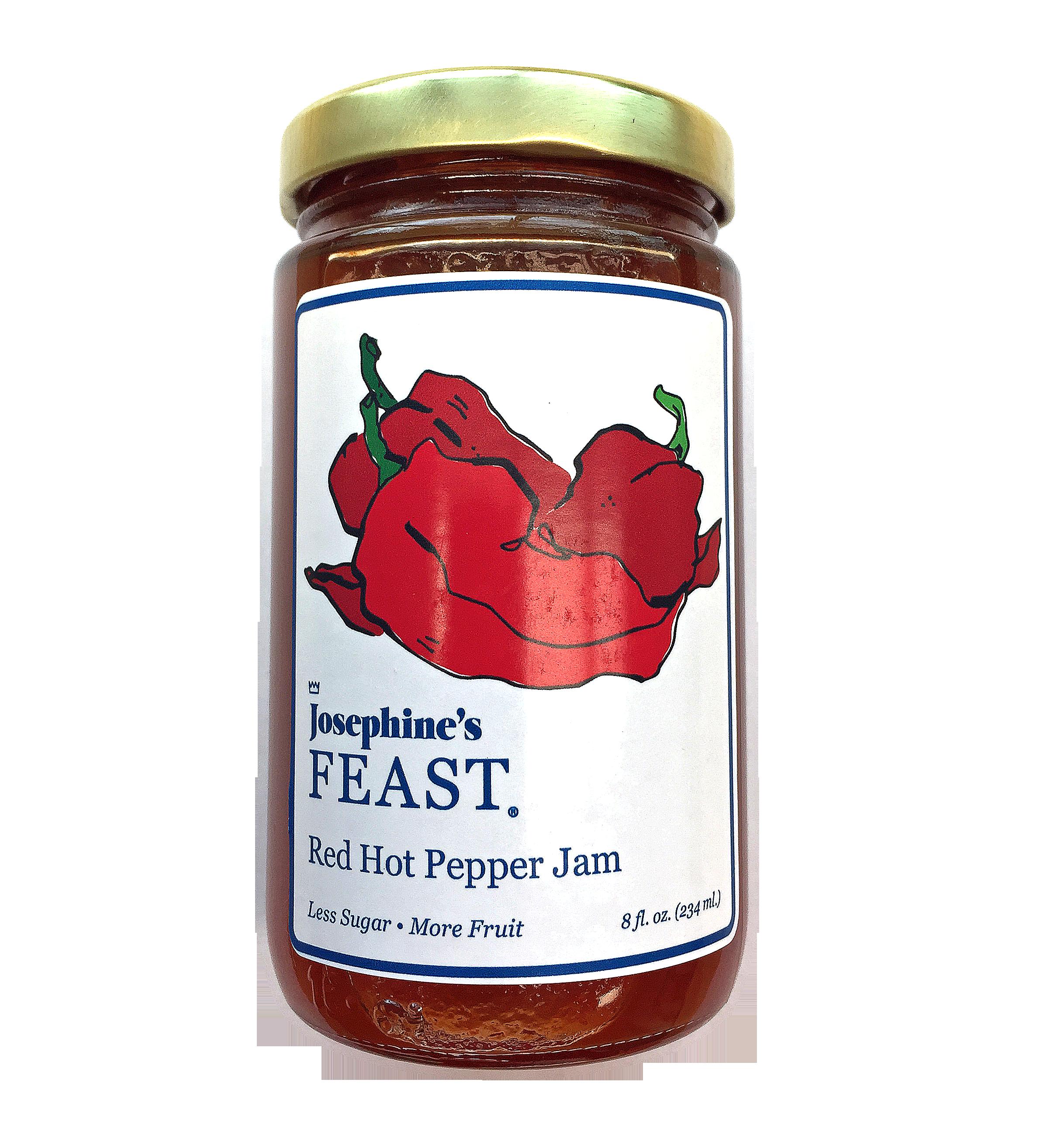 Red Hot Pepper Jam 00063