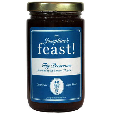 Fig Preserves Scented with Lemon Thyme 8oz 100000000069