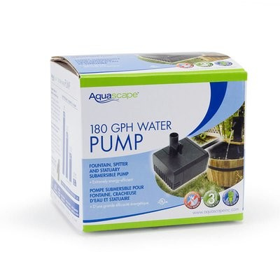 180 GPH Fountain / Statuary Pump by Aquascape