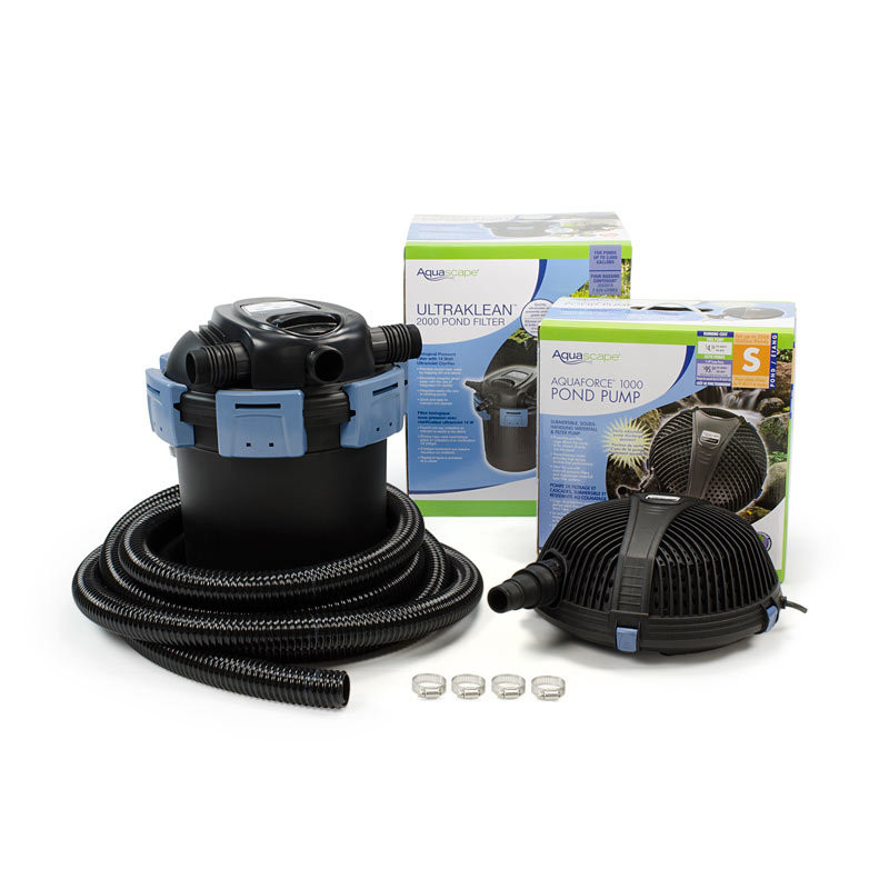 Aquascape UltraKlean 1500 Filtration Kit