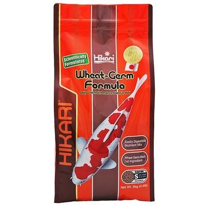 Hikari Wheat Germ Koi Food - 4.4 lb Med Pellet