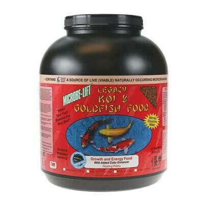 Microbe Lift / Legacy High Growth & Energy Koi Food - 5lb