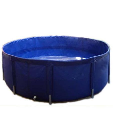 6' Diameter Portable Koi Tub - Complete System