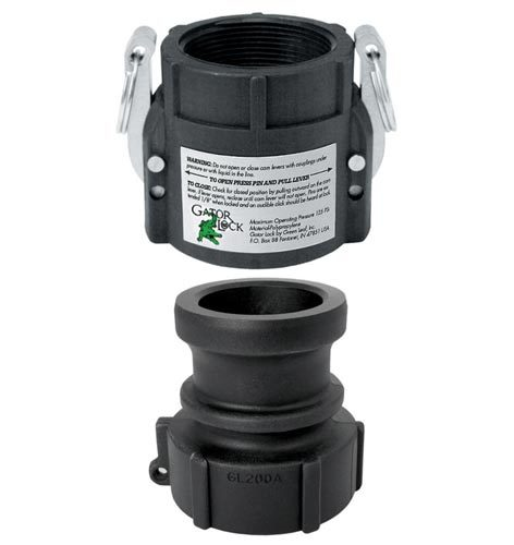 Quick Connect / Release Coupling - 1