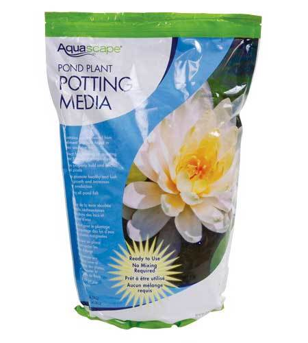 Aquascape Pond Plant Potting Media - 3.5 liter | Pond ...