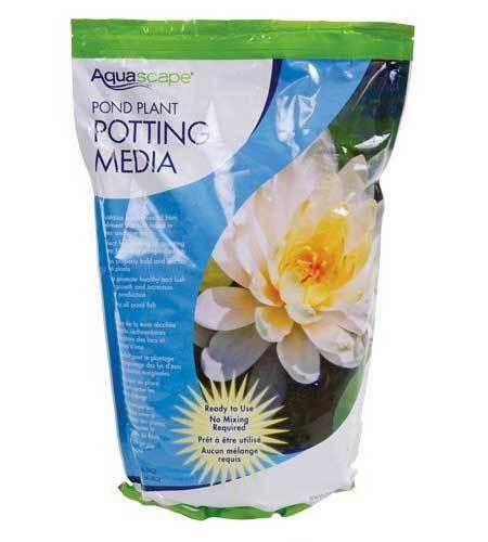 Aquascape Pond Plant Potting Media - 3.5 liter | Pond ...