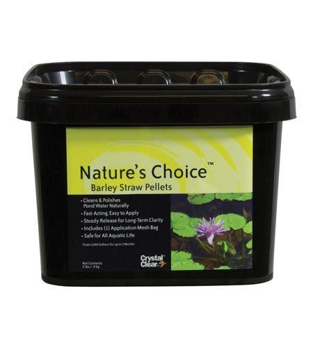 Nature's Choice Barley Straw Pellets - 2 lb