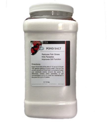 Pond Salt Plus - 10 lb HPS10