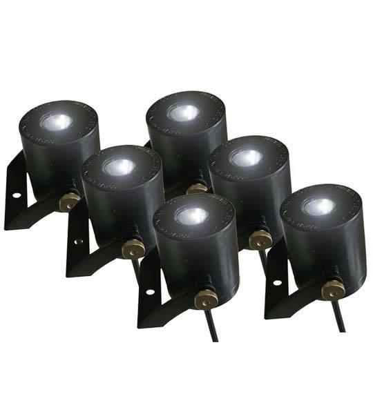 Kasco LED 6 Light Kit For Floating Fountains - 100' Cord