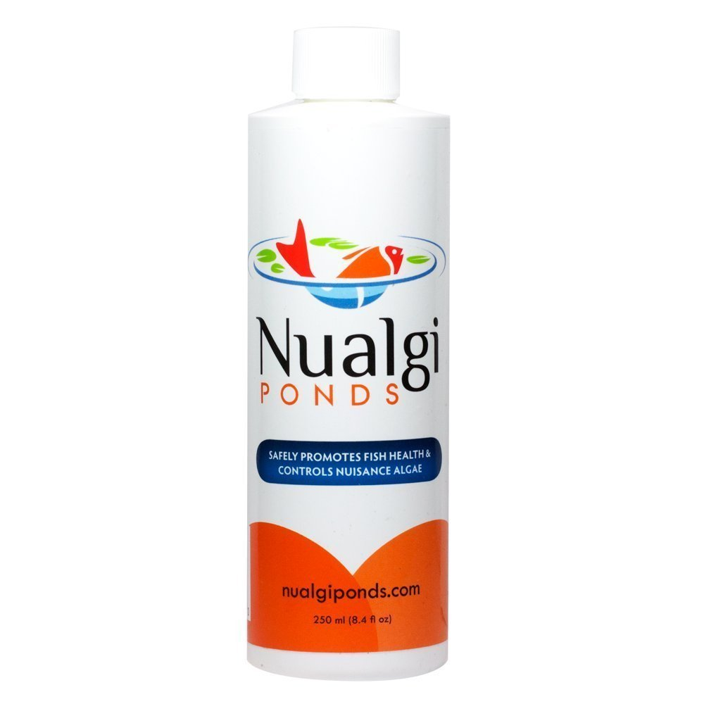 Nualgi ponds 250 ml algae control products pond for Ponds products