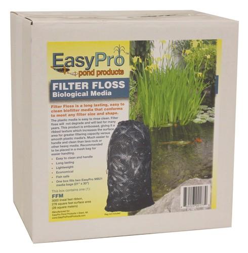 Easy Pro Ribbon Filter Media - 3000'