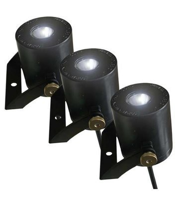 Kasco LED 3 Light Kit For Floating Fountains - 100' Cord
