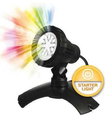 PondMax 2.2W Large LED Colour Changing Light Starter Kit
