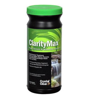 CrystalClear Clarity Max Algae Control & Pond Cleaner - 1 lb