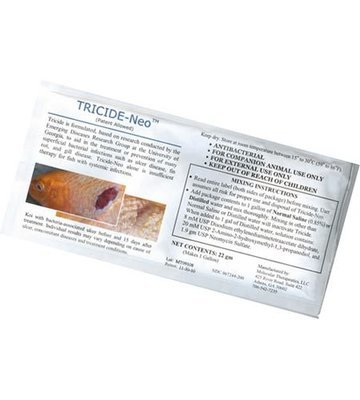 Tricide-Neo Antibiotic Ulcer Dip -22g 1 Gallon Mix