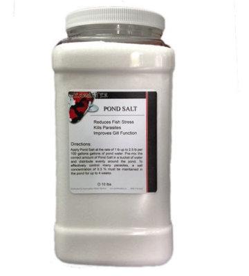 Pond Salt Plus - 10 lb
