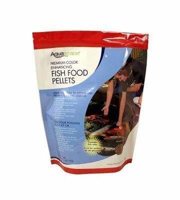 Aquascape Premium Colour Enhancing Fish Food Pellets 500 g