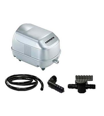 Pondmaster ClearGuard Pressurized Filter Backwash Air Kit - Small