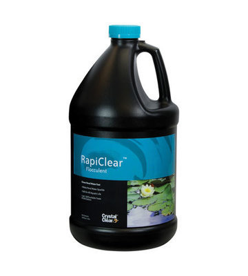 RapiClear Pond Flocculent- 1 Gallon