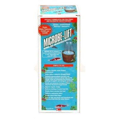 Microbe-Lift PL Bacteria - Pint / 16 oz