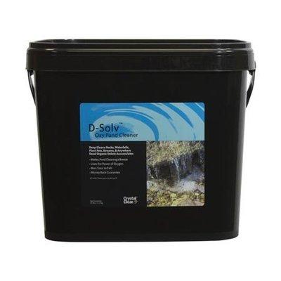 D-Solv Oxy Pond Cleaner & String Algae Control - 25 lb