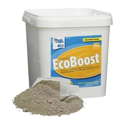 Pond Logic Ecoboost Water Clarifier - 16 Scoop (8 lb) Pail