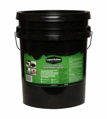 Liquid Rubber Pond Coating- 5 Gallon Black