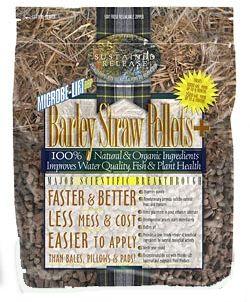Barley Straw Pellets+ 10.5 lb